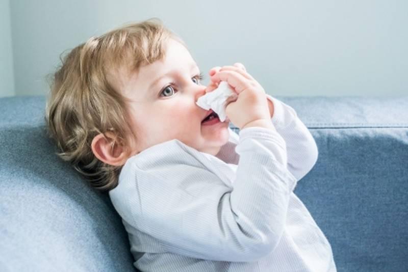 Насморк у младенцев детей грудного возраста - полисмед