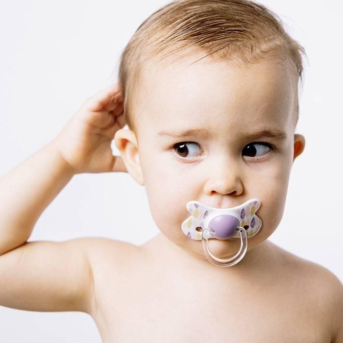 Топ-8 советов, как приучить ребенка к соске