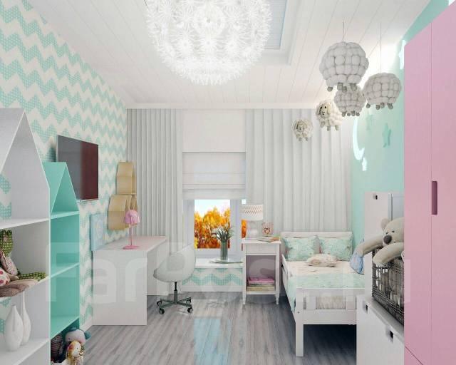 Как оформить детскую комнату «на вырост»: фото и полезные советы