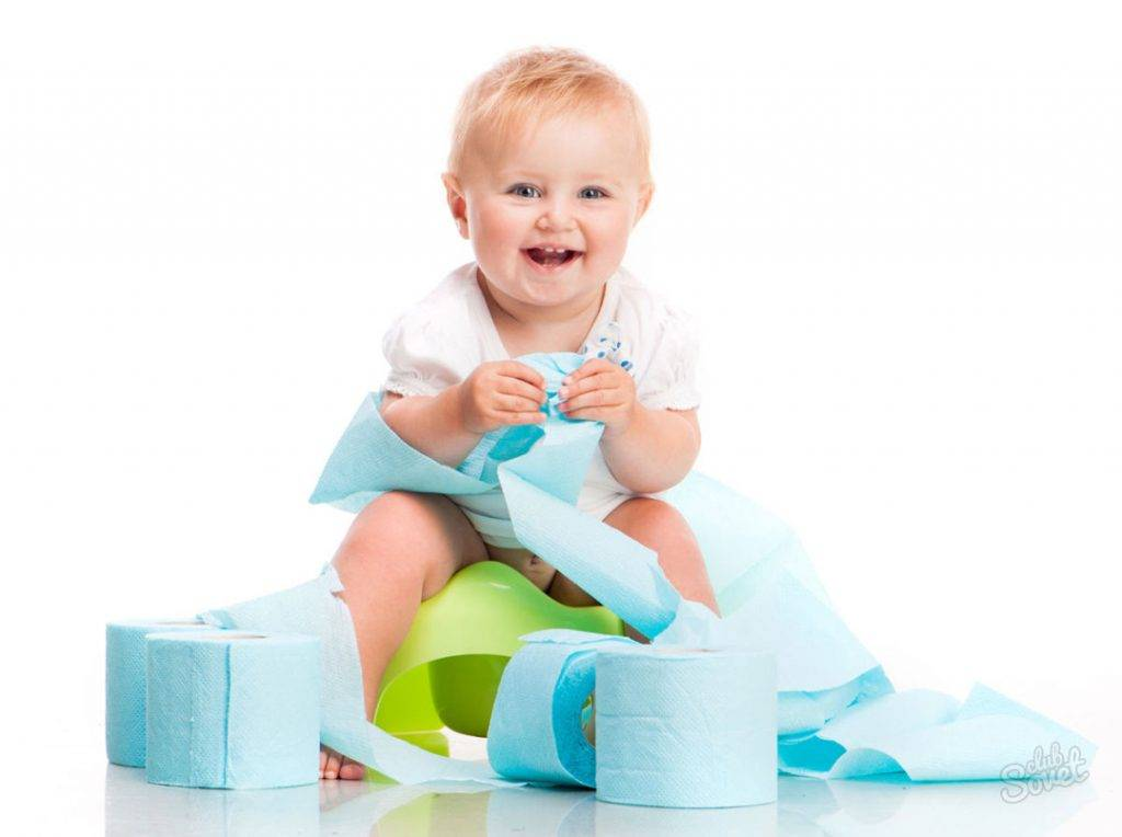 Новые советы, как отучить ребенка от памперсов и приучить к горшку