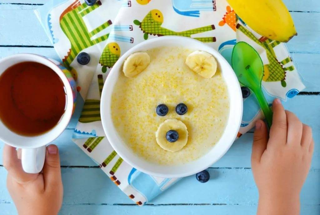 Чем кормить ребенка в возрасте от трех лет — общие рекомендации
