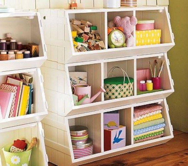 Как хранить детские игрушки в квартире без бардака