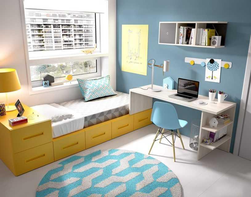 Детская комната для разнополых детей: 92 фото и 2 типа дизайна