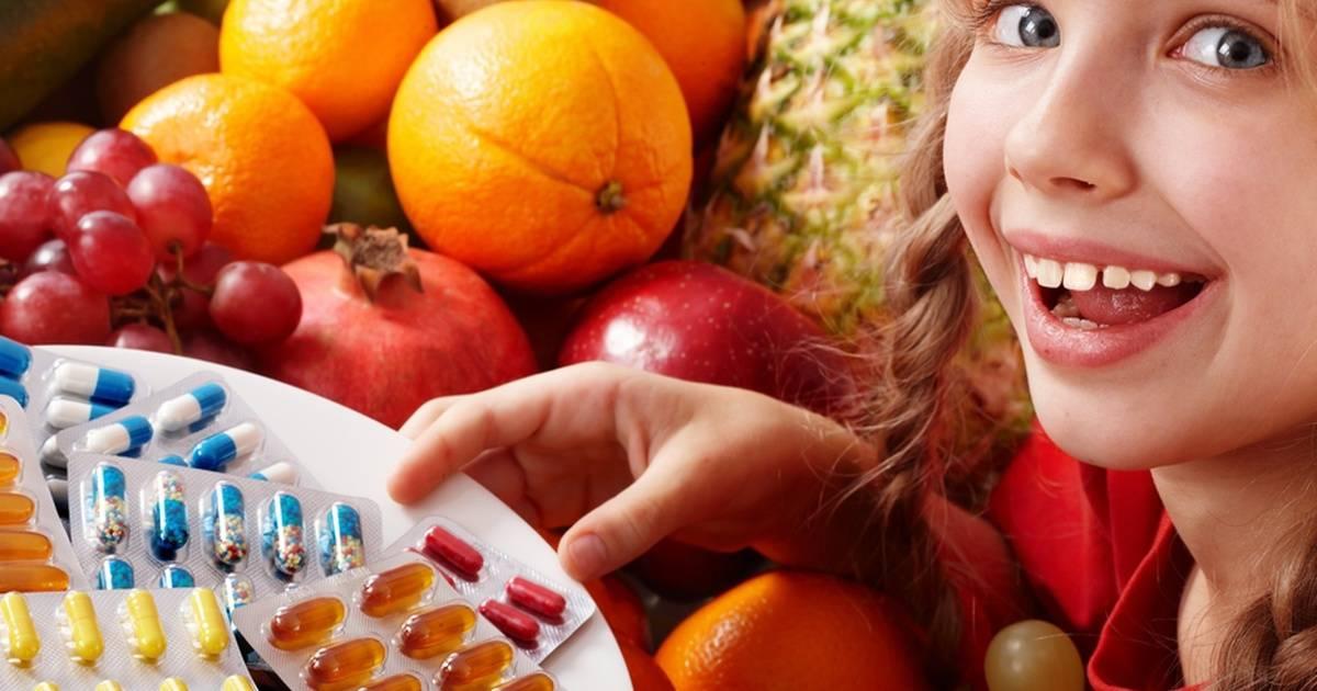Витамины для подростков на 2021 год: какие нужны, как принимать