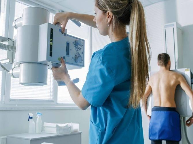 Через сколько времени можно кормить ребенка грудью после рентгена