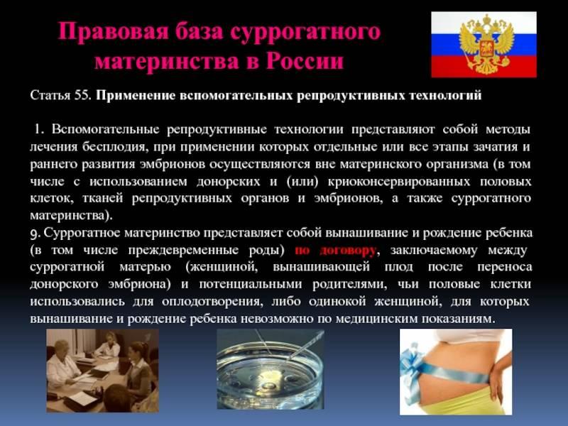 Суррогатное материнство  цена суррогатной матери в москве | за рождение