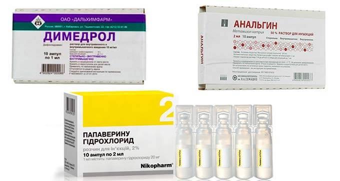 Литическая смесь для детей дозировка в ампулах: комаровский