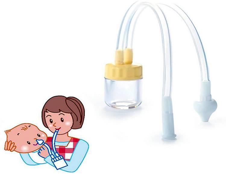 Аспиратор для новорожденных: какой лучше выбрать — топ-10 лучших моделей
