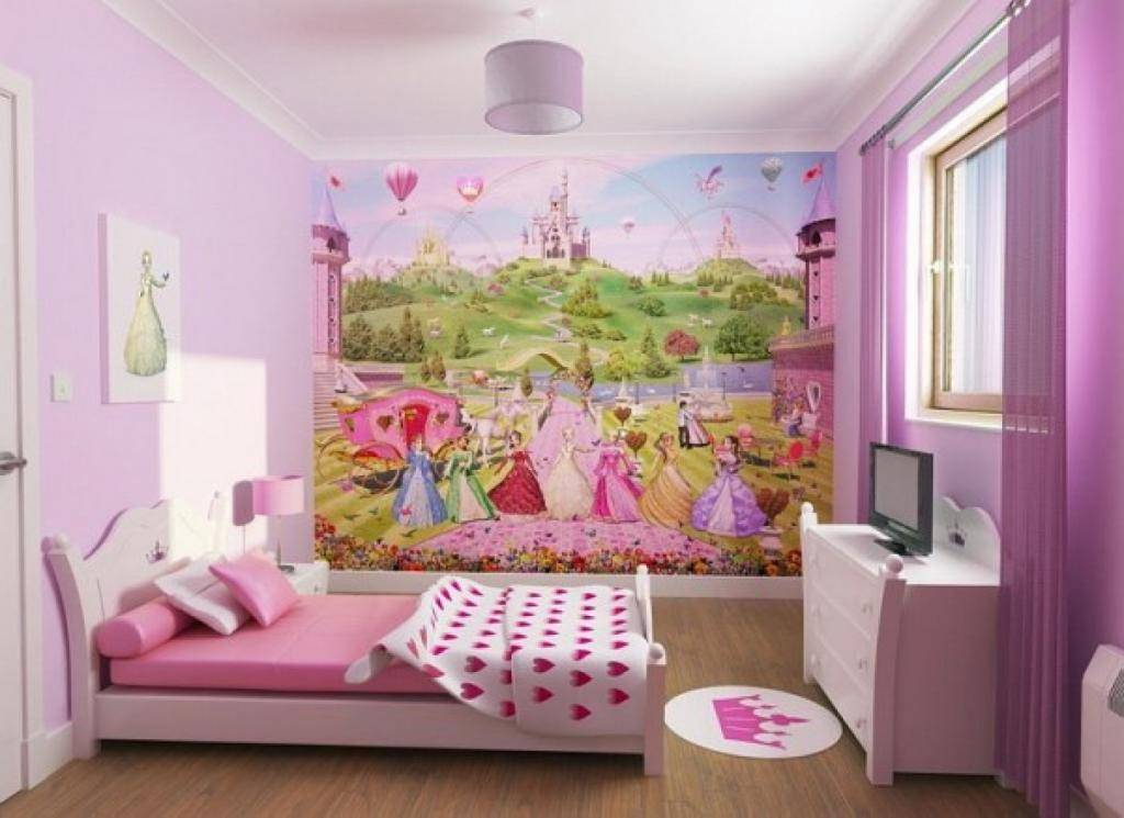 Комбинированные обои для детской комнаты (47 фото): как сочетать текстуры и цвета для спальни мальчика и девочек, идеи дизайна интерьера