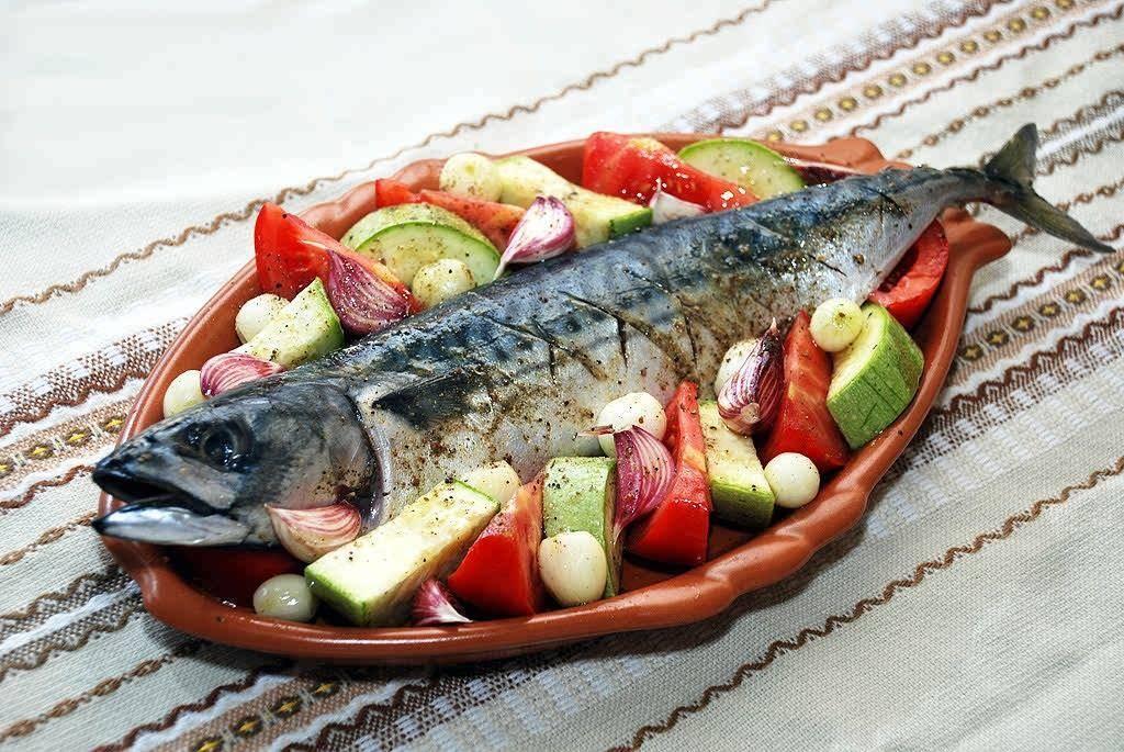 Какую рыбу можно есть кормящей маме