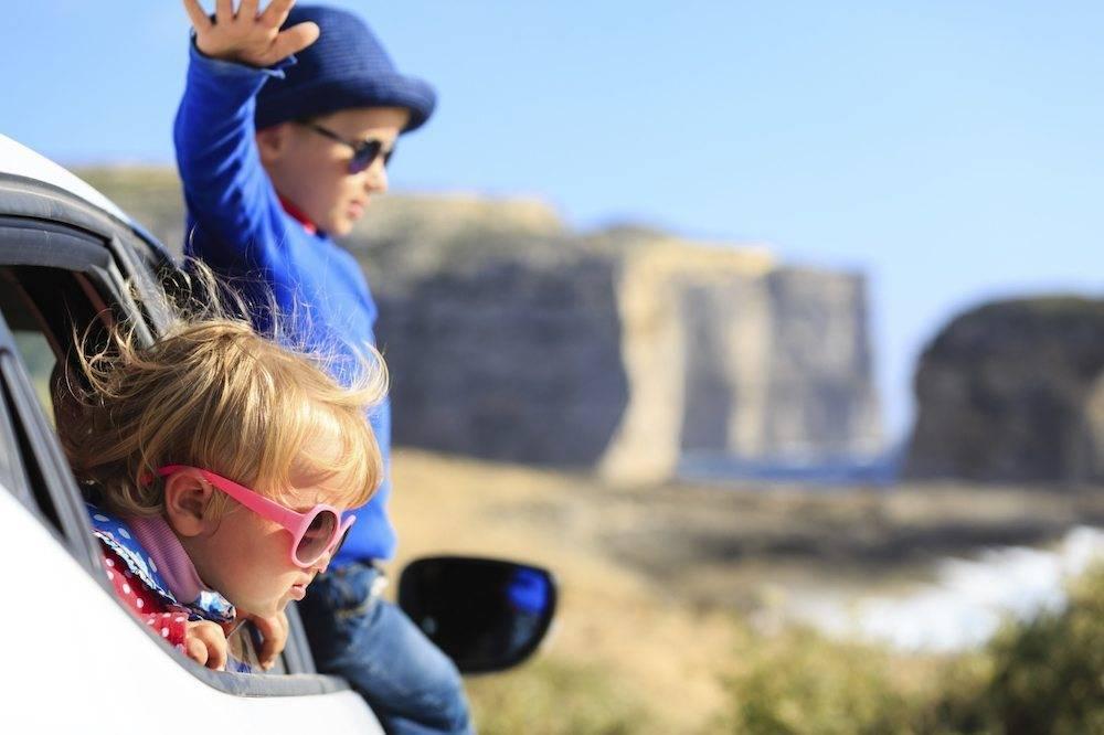 Путешествие с ребенком, детьми: советы опытных путешественников