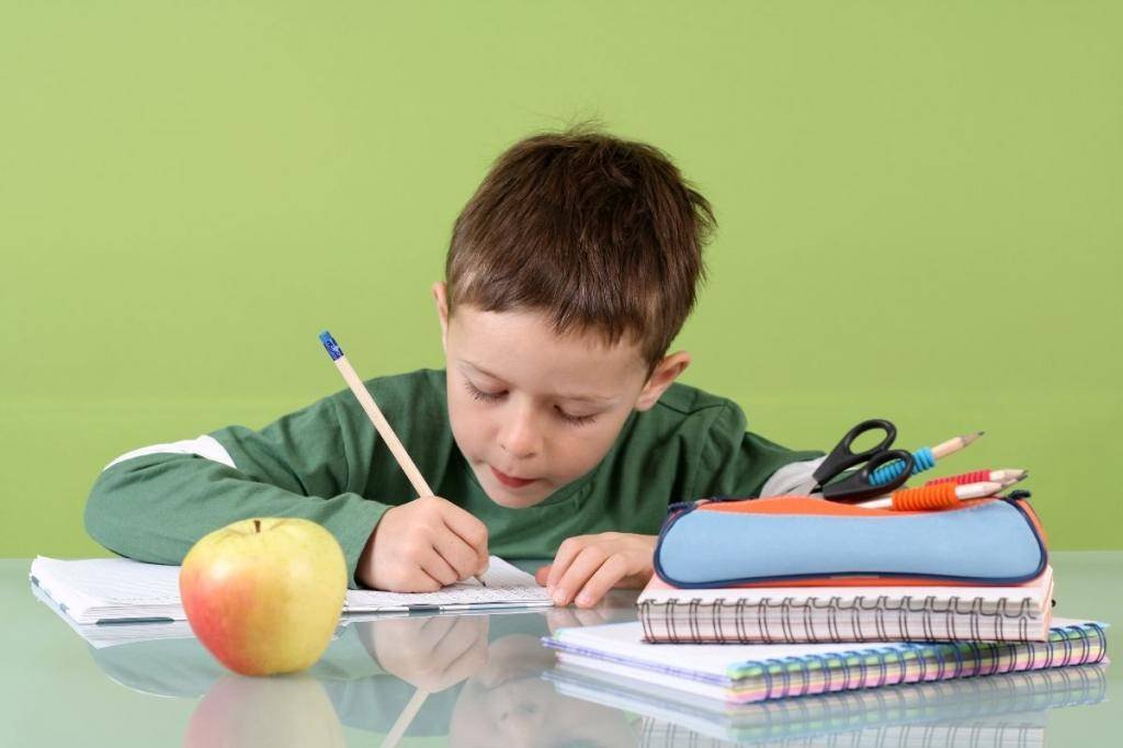 Как заставить ребенка делать уроки » notagram.ru