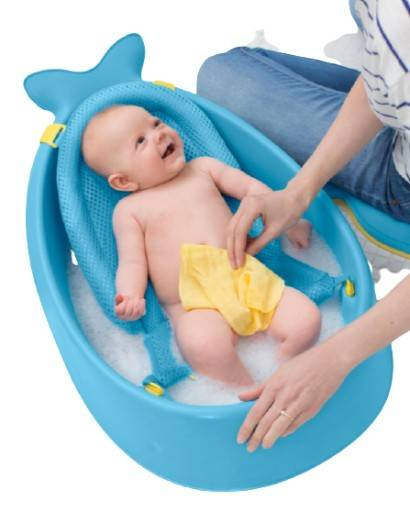 Средства для купания новорождённых. подбираем, что понадобиться вам для купания