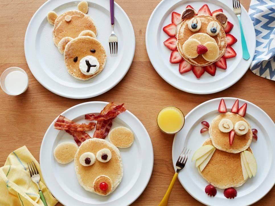 Что приготовить ребенку на завтрак быстро и вкусно