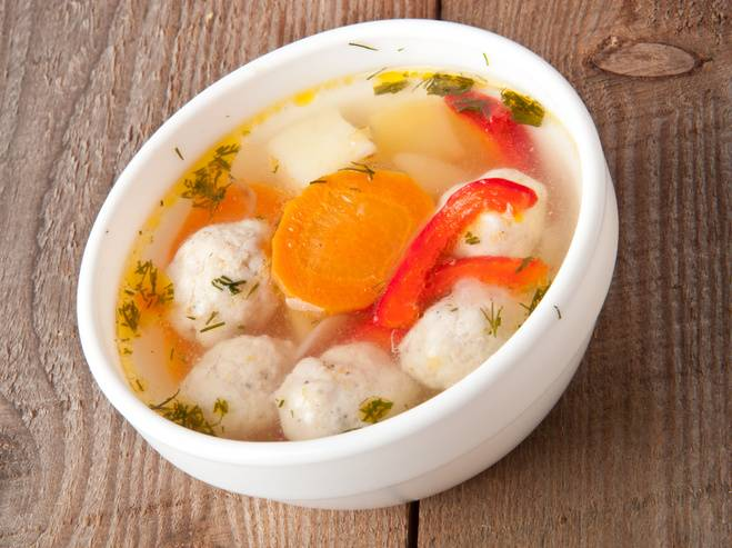 Варим детский овощной суп: вкусные рецепты для любого возраста