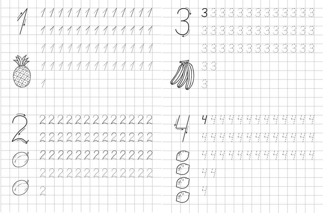 С чего начинать учить ребенка писать: инструкция по обучению письму