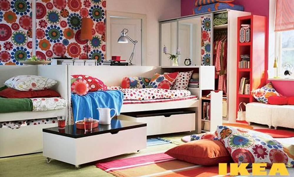 Детская икеа фото: магия шведского бренда в мебели и интерьерных аксессуарах
