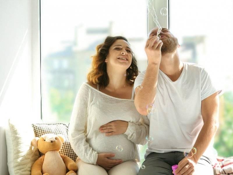 Как вести себя с беременной женой? как пережить беременность жены?