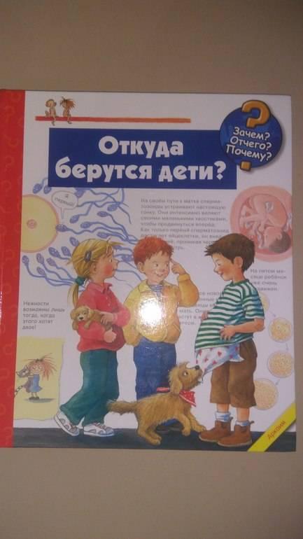 Откуда берутся дети: как правильно ответить ребенку 3-6 лет, 6-10 лет и старше?