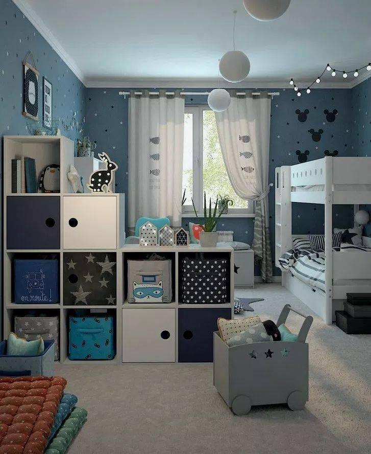 Как оформить детскую с помощью мебели и аксессуаров икеа
