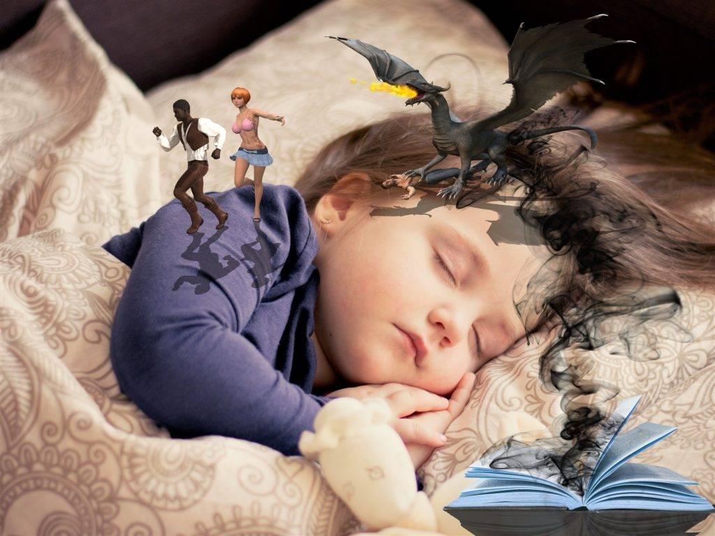 Когда фантазии ребенка становятся опасными - ребёнок.ру - медиаплатформа миртесен