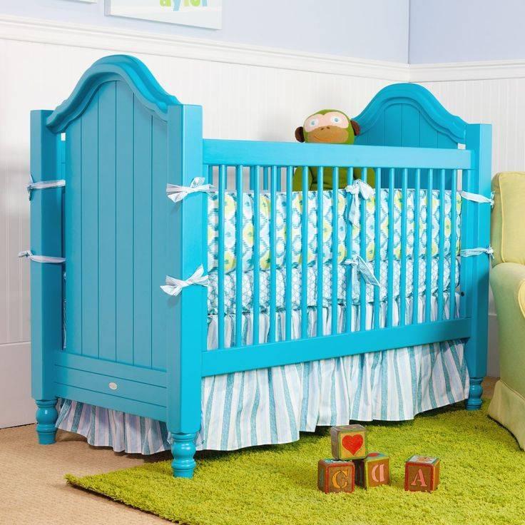 Как покрасить двухъярусную кровать? - папа карло