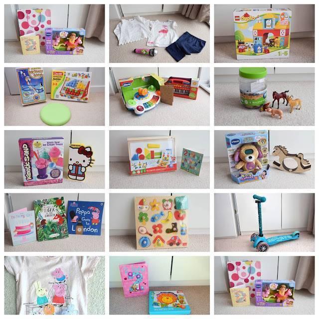 Что подарить девочке на 2 года? какую игрушку можно подарить дочке и крестнице на день рождения?