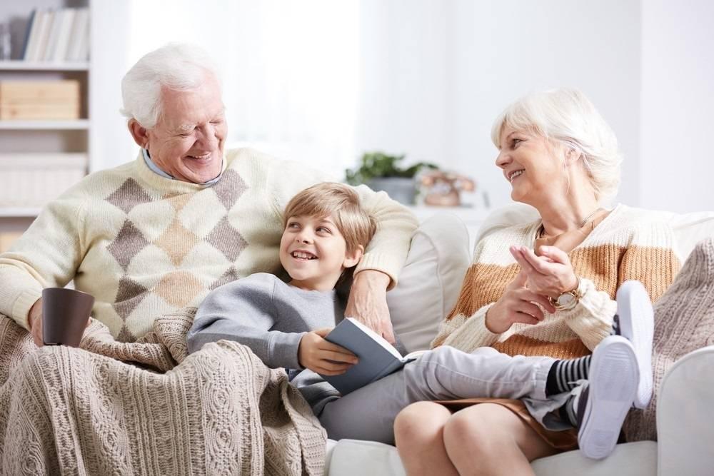 Какие бывают бабушки?
