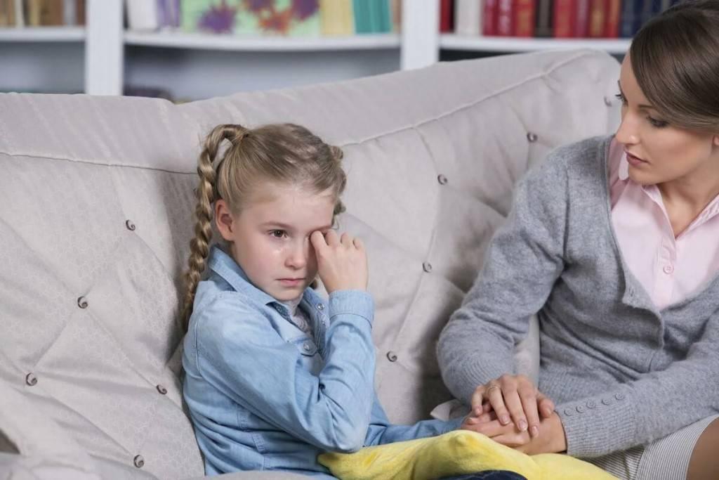 Как попросить прощения у ребенка