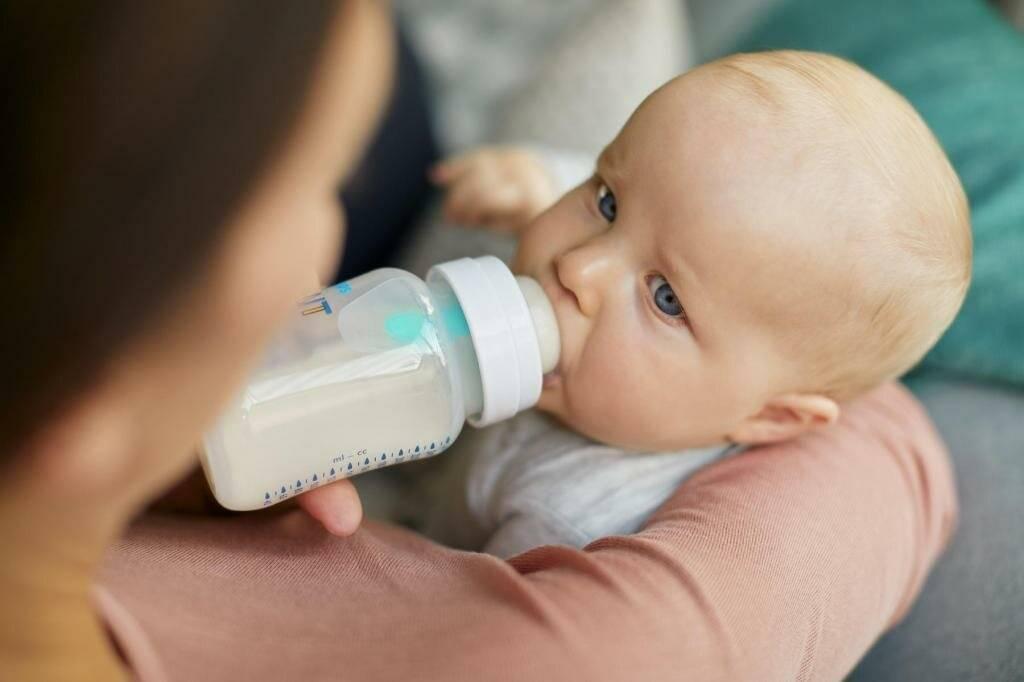 Какая смесь лучше для новорожденного: рейтинг 10 лучших при смешанном вскармливании