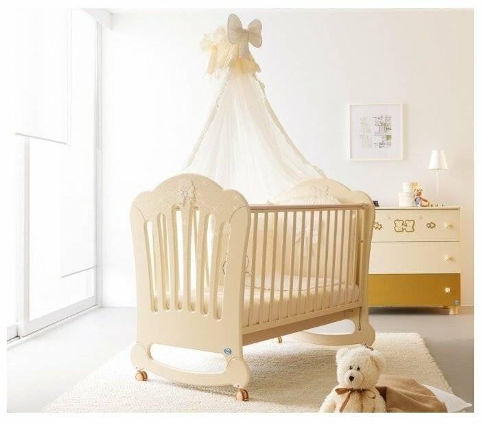 Кроватки для новорожденных (108 фото): как выбрать детскую кровать и какие итальянские модели лучше по отзывам?