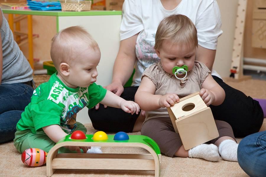 Методики раннего развития детей от 1 до 3 лет