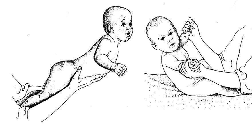 Как научить ребенка сидеть самостоятельно в 6, 7, 8 месяцев: упражнения / mama66.ru