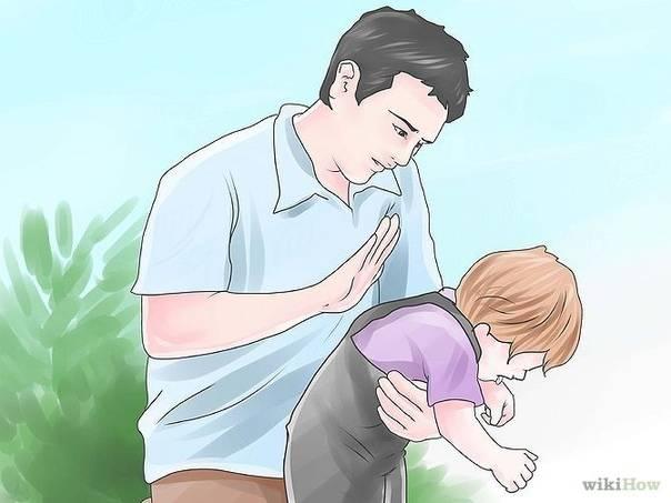 Что делать, если ребенок подавился - мамэксперт