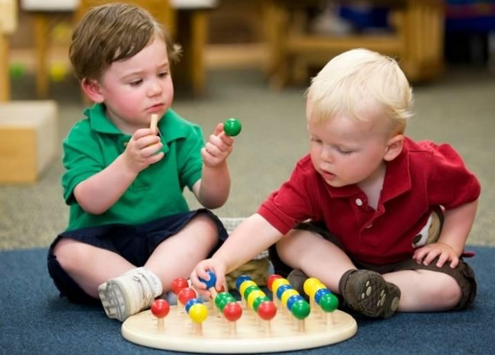 Конспект комплексного развивающего занятия для детей (1,5–2 года) с мамой. воспитателям детских садов, школьным учителям и педагогам - маам.ру