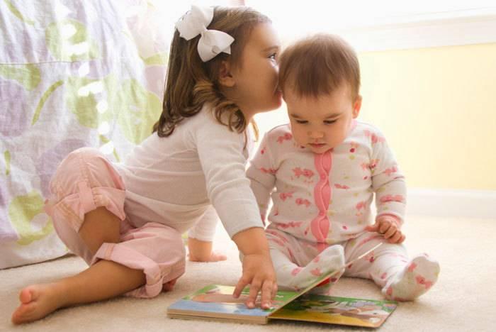 Дети погодки: трудности в воспитании детей погодок + советы по их разрешению