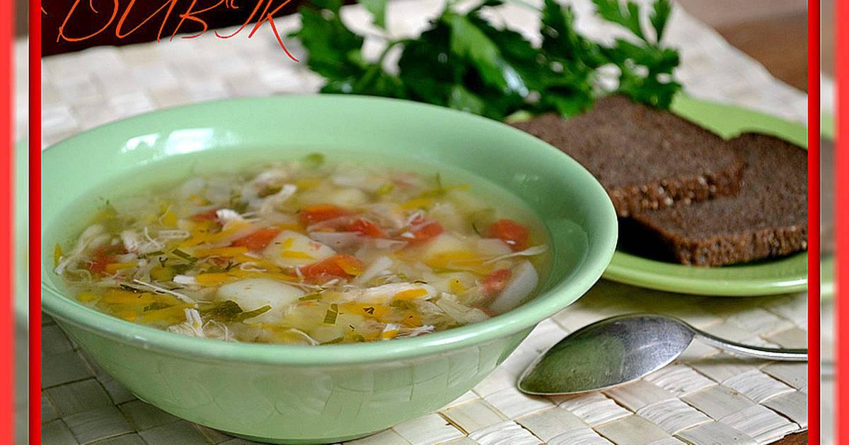 Как приготовить бульон для простых супов ребенку 1 года
