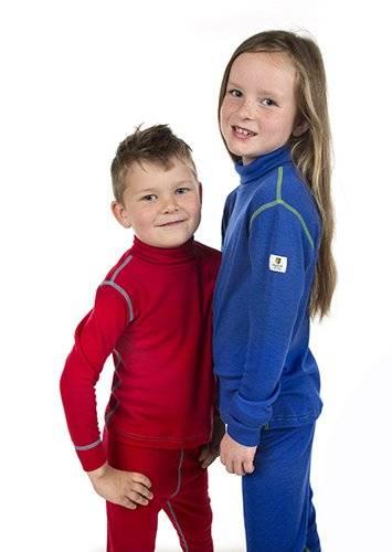 Как правильно носить термобелье ребенку