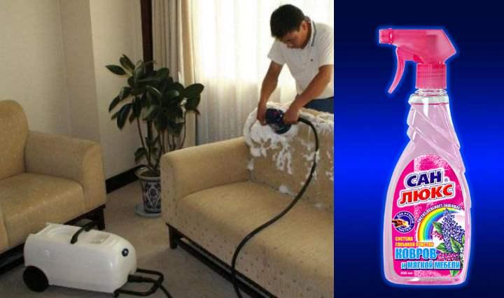 Как вывести запах кошачьей мочи с дивана быстро и эффективно