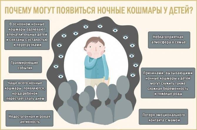 Боязнь темноты у детей: действенные методы помощи
