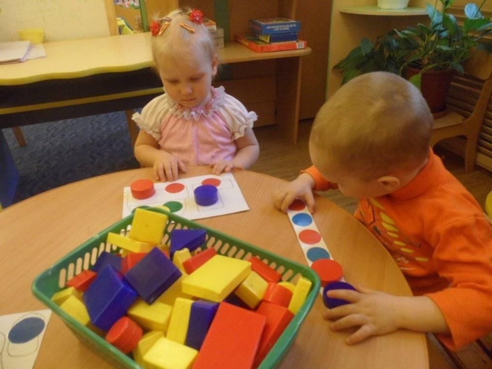 Сенсорное развитие детей младшего дошкольного возраста через дидактические игры. воспитателям детских садов, школьным учителям и педагогам - маам.ру