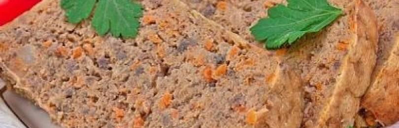 С какого возраста детям можно давать печень? блюда из печени для детей