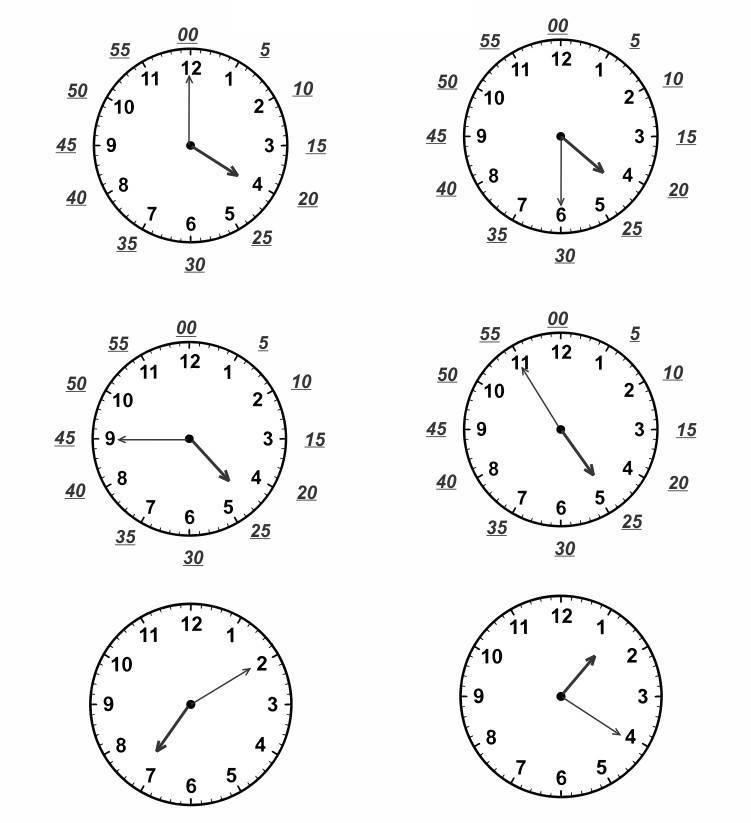 Как научить ребенка понимать время на часах со стрелками - полезные рекомендации
