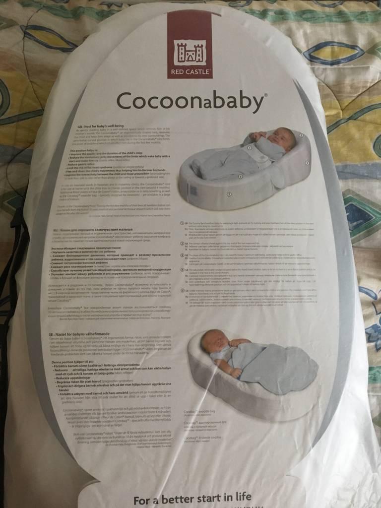 Матрас — кокон для новорожденных, зачем он нужен, вред или польза?
