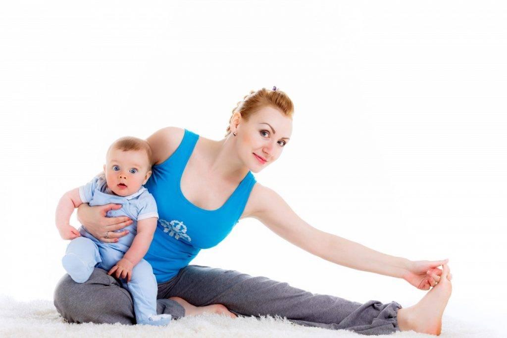 Спорт при грудном вскармливании: чем заняться кормящей маме