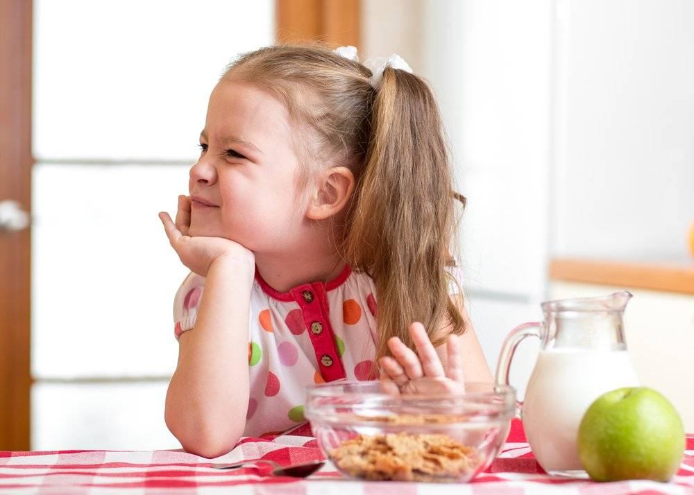 Плохой аппетит у ребенка 1 год