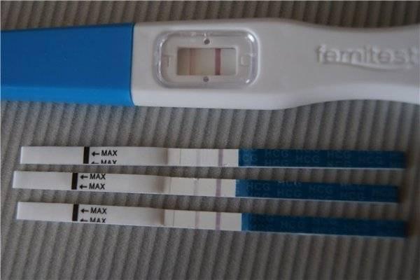 Девочки у кого нибудь было чтобы тесты показывали положительный результат, а узи не показывало беременность??