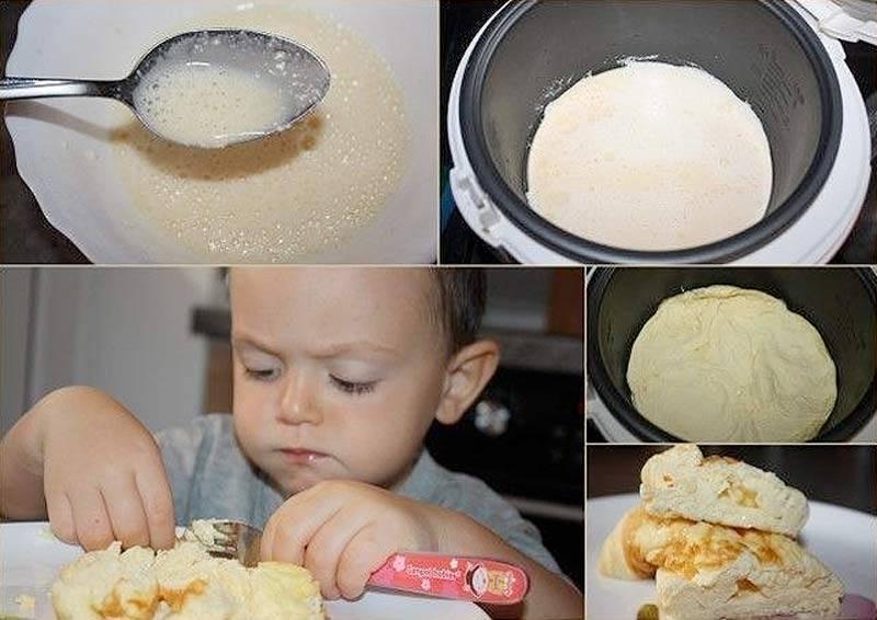 Омлет для ребенка от 1 года: 3 рецепта с фото » школа счастливого материнства