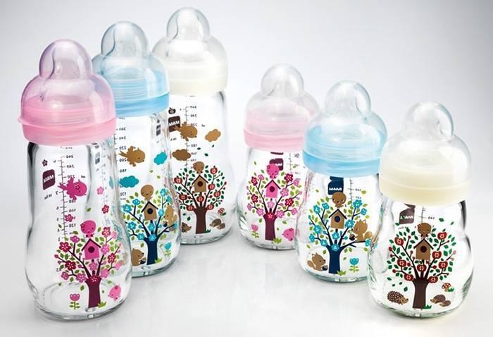 Как выбрать бутылочку для новорожденных— основные правила