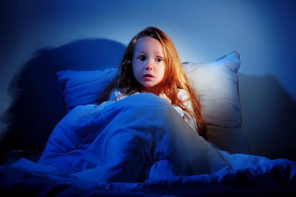 Ребенок просыпается ночью с истерикой — ночные страхи в 2-3 года (комаровский)
